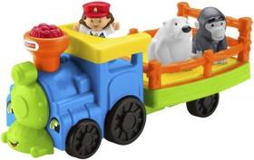 Fisher-Price-Little-People-Choo-Choo-Zoo-Train on sale