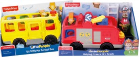 Fisher-Price-Little-People-Large-Vehicle-Assortment on sale