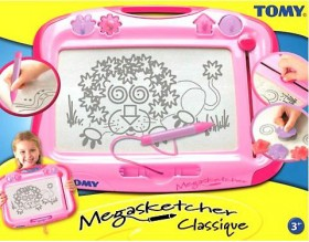 Tomy-Megasketcher-Pink on sale