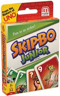 Mattel-Games-Skip-Bo-Junior on sale