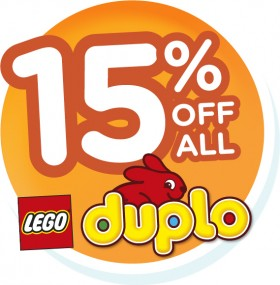 15-off-All-LEGO-Duplo on sale