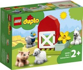 LEGO-Duplo-Farm-Animal-Care-10949 on sale