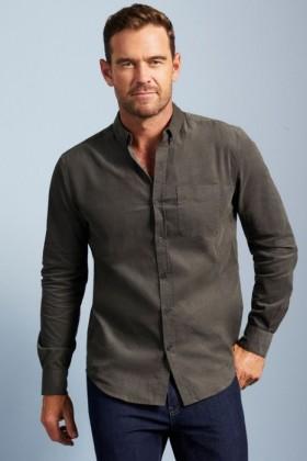 Southcape-Corduroy-Long-Sleeve-Shirt on sale