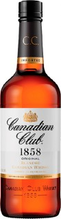 Canadian-Club-Original-or-Spiced-Whisky-1L on sale