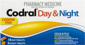 Codral-Day-And-Night-Cold-And-Flu-Tablets-48-Pack on sale
