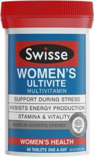 Swisse-Womens-Ultivite-60-Tablets on sale