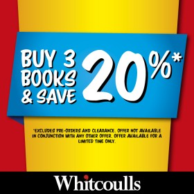 Buy-3-Books-Save-20 on sale